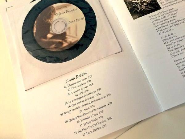 De la Lune au Soleil Petitlivretdepromo_3emealbumdelaluneausoleil